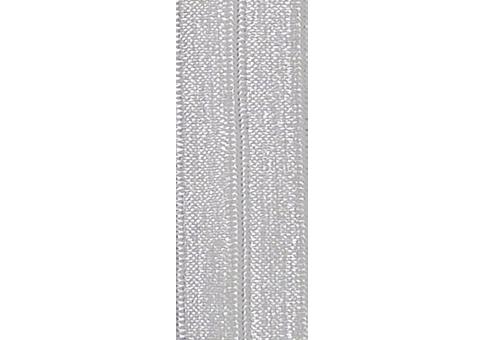 4 Hair Ties Silver