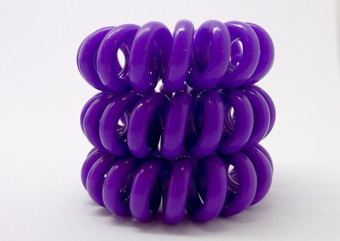 Hair Cords - Purple
