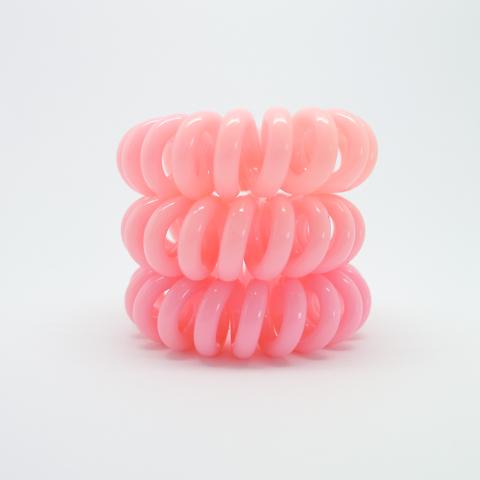 Hair Cords - Light Pink